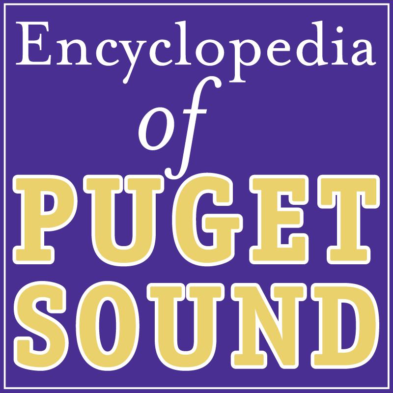 Encyclopedia of Puget Sound logo