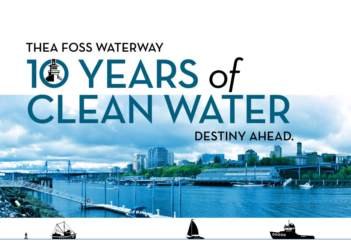 Thea Foss Waterway: 10 years of clean water