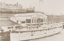 S.S. Indianapolis, circa 1912.