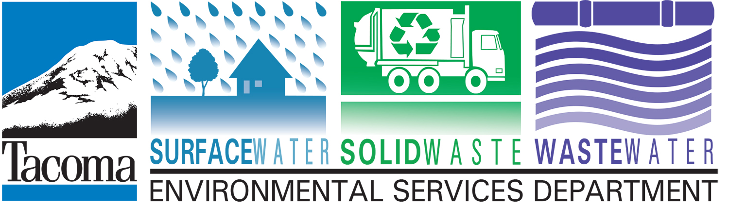 City of Tacoma Environmental Services Department logo