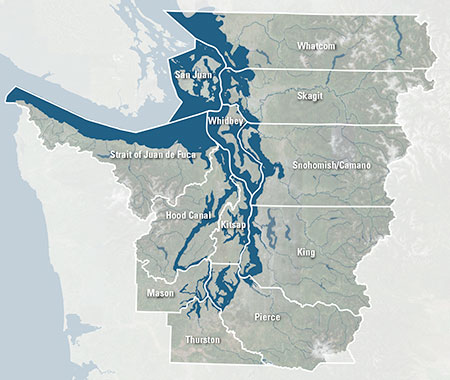 Map of local ECO Nets